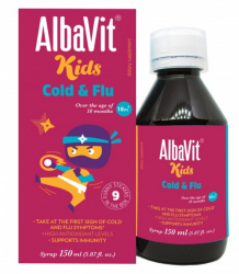 AIBAVIT KIDS COLD $ FLU