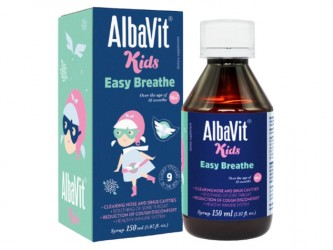 ALBAVIT KIS EASY BREATHE