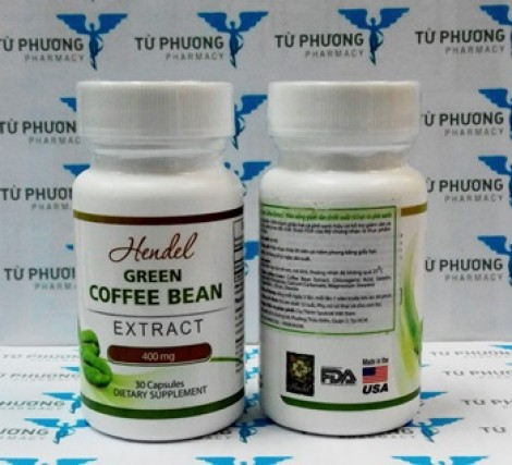 Hendel Green Coffee Bean Extract Reviews
