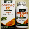 OMEGA-3 EC Odorless Fish Oil