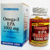 OMEGA-3 EPA FISH OIL 1000mg